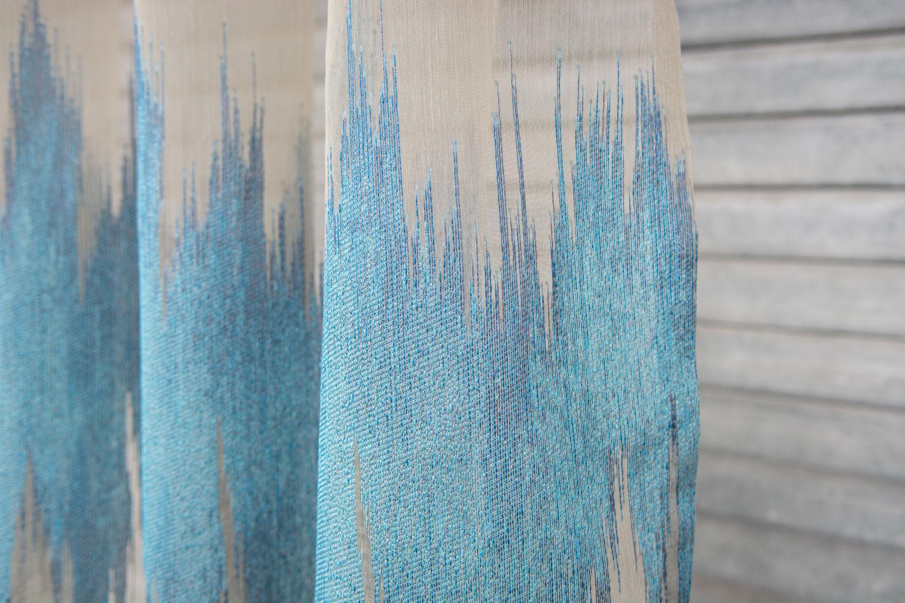 Thanks a Lot Jazzmine.02 blau Detail